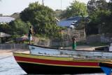 Fishermen at Calabash Bay