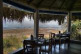 Dining room at Mar Blue