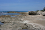 Along the shore near Mar Blue