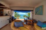 Lounge, bar, reception area at Mar Blue