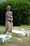 Lovers memorial at Lovers Leap