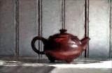 Portrait Of A Teapot