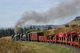 Steaming toward the Witteberge