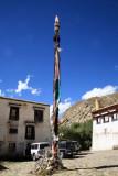 Prayer Flags Pole