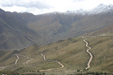 The Long and Winding Road Up to Ganden Monastery