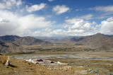 View from Sky Burial Site