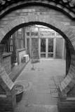 Hutong Courtyard Entrance