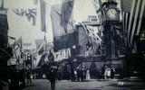 WW1-Celebrations-Town Clock