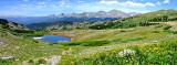 Cottonwood Pass - Panorama