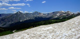 July Snow Pack