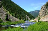 Taylor River,Colorado