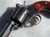 Ruger Blackhawk .45 Long Colt - Bear spray