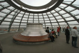 Inside the Reichstag