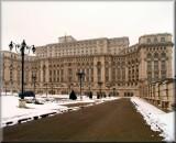 The Parliament Palace (Casa Poporulei)