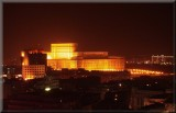 The Parliament Palace (from the Intercontinental)
