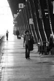 Waiting for a Train - Milan