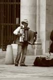 Accordion Cowboy (Madrid)