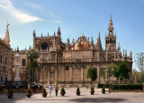 Seville - Cathedral