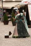 Street performer, Frankfurt