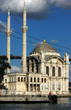 ortaköy mosque- istanbul