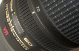 Nikkor 70-300mm f/4.5-5.6G IF-ED AF-S VR Zoom