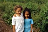 Young Girls in Santa Cruz