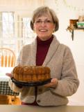 Donalee's Rum Glaze Cake
