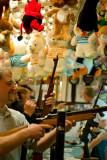 Shooting for stuffed animals