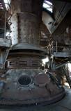 Top of blast furnace #5