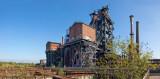 Panorama - blast furnaces #1 and #2