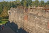 Climbing in the ore bunkers II