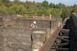 Climbing in the ore bunkers III