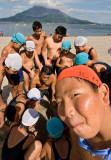 清水小学校水泳 Shimizu Elementary School Swim July 2007