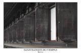 The Doors of Sanjusangen-Do