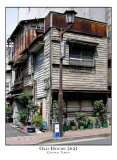 Old House, Central Tokyo