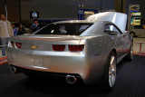Camaro Concept. Due out late 2008