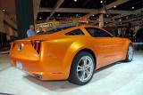 Mustang Giugiaro Concept - 2009?