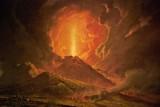 Eruption of Mt. Vesuvius (Pompei)