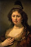 by Rembrandt Harmenszoon van Rijn