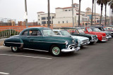 1950 Olds 88 club coupe