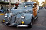 1940 Pontiac Station Wagon (woodie)