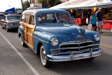 1950 Plymouth Station Wagon (woodie)