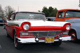 1957 Ford Fairlane 500 Two Door Hardtop - Click on photo for more info