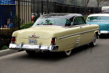 Rear view 1954 Mercury Monterey Two Door Hardtop