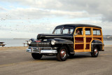 1946 Mercury Wagon, featured in Woodie Times, April 07 issue