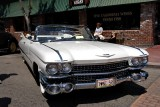 1959 Cadillac Convertible with its infamous tail fins - Click on photo for more info