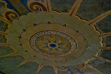 Ceiling in front of Planetarium entrance