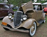1934 Ford Deluxe Roadster - Click on photo for more info