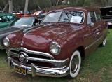 1950 Ford Custom 4 door sedan