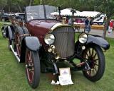 1918 Opel 14/38 Dual Cowl Phaeton